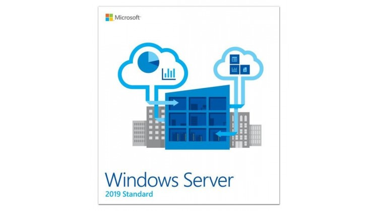 Windows Server Standard 2019 PL