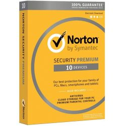Symantec Norton Security Deluxe 3.0 PL 1 USER 10 DEVICE 12M